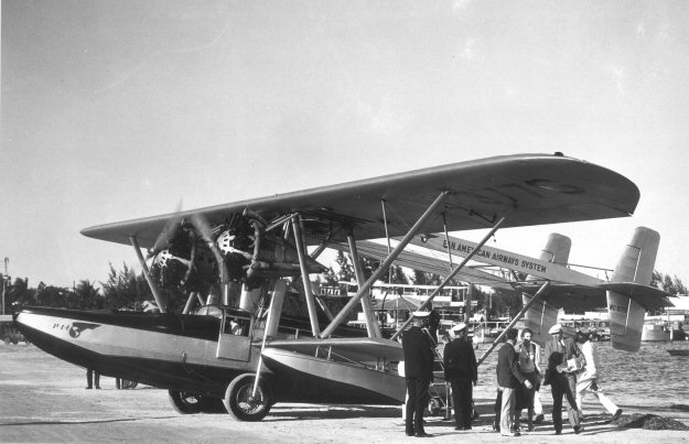 Pan American Airways Sikorsky S-38